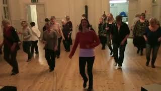 Simply shuffle / Linedance