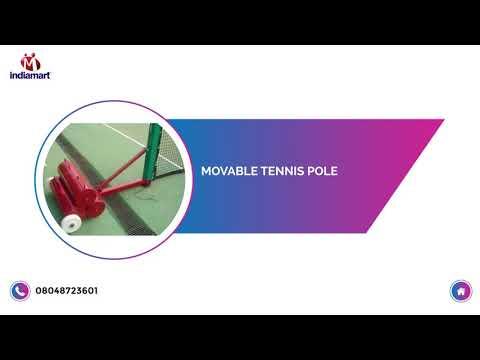 Football Net Goal Post Fixed Type Aluminium FIFA Specifications