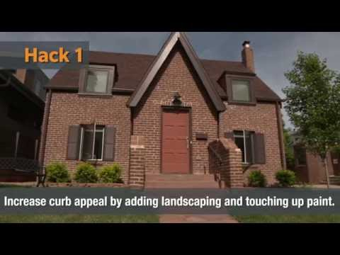 How To Increase Your Home's Value   Home Hacks