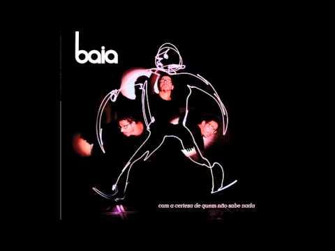 Baia - Passa e Fica (CD Com a Certeza de Quem Não Sabe Nada)