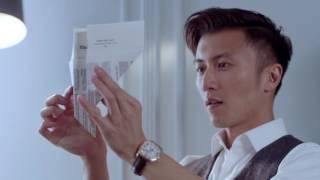 Esquire Singapore x Nicholas Tse x Cartier - Drive de Cartier