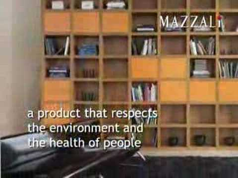 Sustainable furniture: the Mazzali corporate video