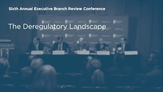 Click to play: The Deregulatory Landscape