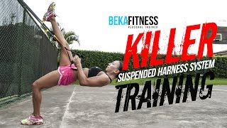 Fitness Workout - Killer TRX Training