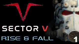 Sector V Rise and Fall - Part One - Fallout 4 Quest Mods - XBOX ONE