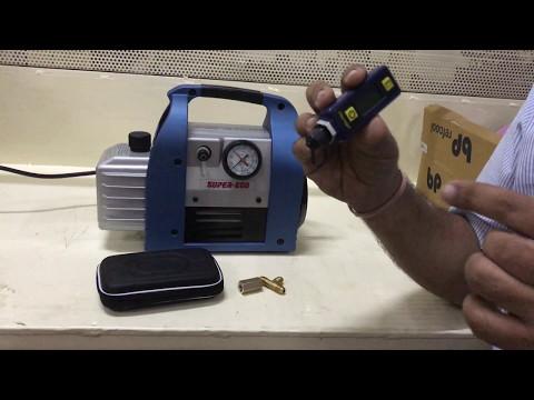 Blu Vac Digital Micron Vacuum Gauge