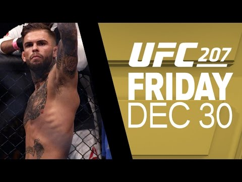 UFC 207: Dominick Cruz vs Cody Garbrandt - Joe Rogan Preview