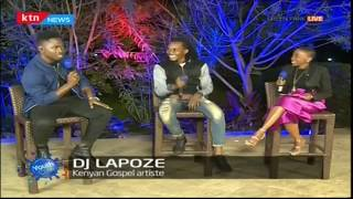 DJ Lapoze on Youth Cafe (Part 1)