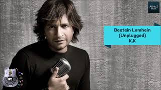 Beetein Lamhein Unplugged By K K At MTV Unplugged   Best Of MTV Unplugged   YouTube 360p