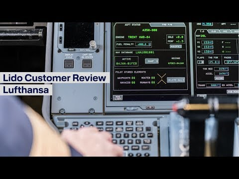 Embedded video for Lido Customer Review – Lufthansa
