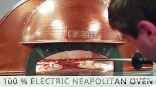 Izzo Electric Neapolitan Brick Oven