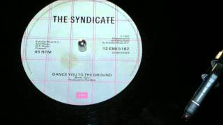 The Syndicate, Dance You To The Ground (Funk Vinyl 81) Full HD