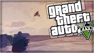 GTA 5 Funny Moments | The Moist Wet Waves Return! (GTA V Online)