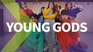 [ VIVA Rookies ver. ] Total Ape - Young Gods / Choreography . Jane Kim