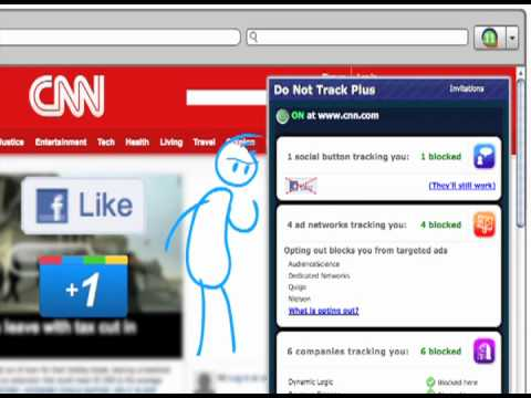 Do Not Track Plus Stops Ad Companies From Tracking You Online