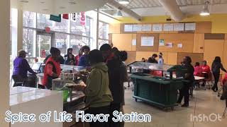 Spice of Life Flavor Station - University Prepatory Academy 2018