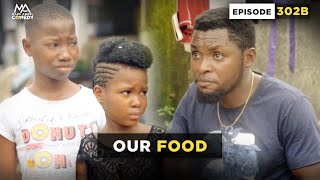 OUR FOOD - (Throw Back Monday) |  (Mark Angel Comedy)