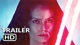 STAR WARS 9: THE RISE OF SKYWALKER Official Trailer (2019)