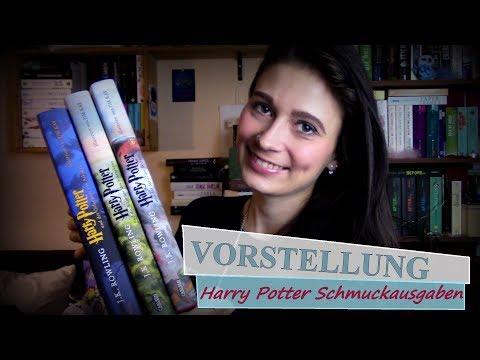 [Reihenvorstellung] Harry Potter - Vierfarbig illustrierte Schmuckausgaben\\ J.K.Rowling & Jim Kay