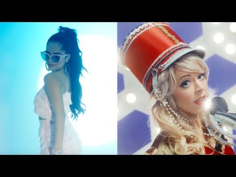 New Lindsey Stirling – Christmas C'mon feat. Becky G