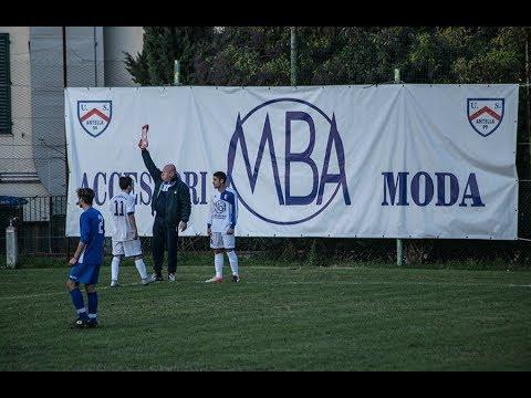Juniores Regionali: Antella vs Luco, il gol dei locali