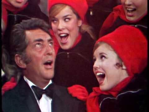 Dean Martin & The Golddiggers - Medley - LIVE - CHRISTMAS