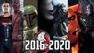 Upcoming Movies 2016 2020