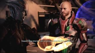 Mass Effect 3- Javik Mind Melds on Thessia