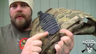 How To Attach A Kydex Sheath to PALS MOLLE Webbing