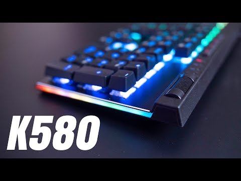 23b71759581 Redragon K561 VISNU Review - RGB LED Mechanical Keyboard - игровое ...