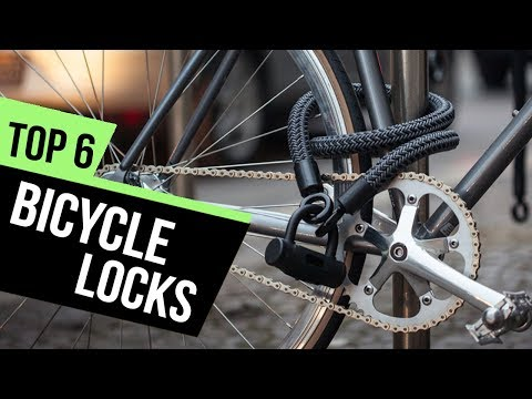 6 Best Bicycle Locks 2018 Reviews