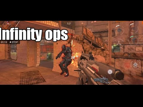 infinity ops gameplay......fighting game..best of android mobile.....