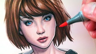 Let's Draw Max Caulfield from Life is Strange - FAN ART FRIDAY