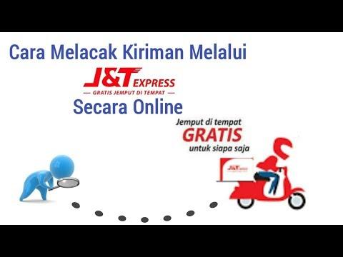 Cara Melacak Kiriman J&T Express Secara Online