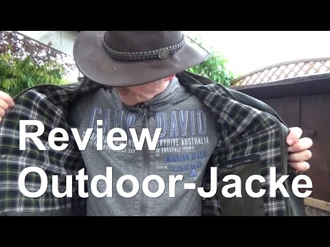 Review Outdoorjacke