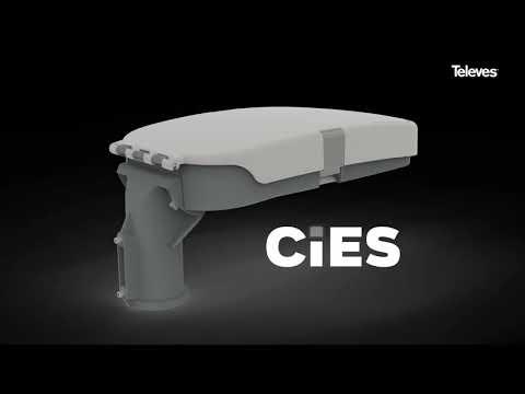 CIES - Nuevas luminarias de polímero técnico