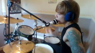 Tom Petty Deliver me Drums & Vocals cover