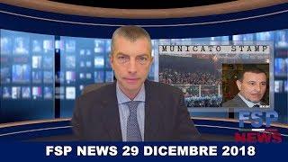 FSP News del 29 dicembre 2018