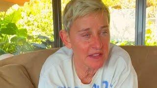 Ellen DeGeneres Officially Announces Her Retirement...