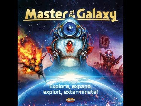Bower's Game Corner: Master Of The Galaxy Review