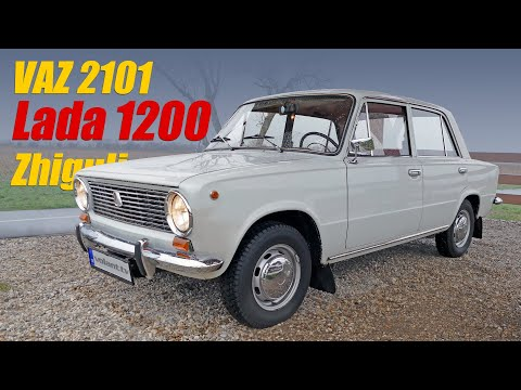 Joseph's Lada 1200 / VAZ 2101 is a Communist era gem (eng sub) | volant.tv