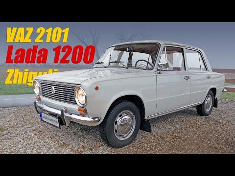 Joseph's Lada 1200 / VAZ 2101 is a Communist era gem (eng sub) | volant.tv
