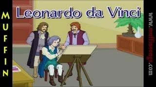 Muffin Stories - Leonardo da Vinci