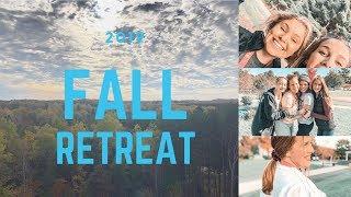 church girls be like... (fall retreat 2019)