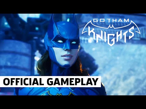 Gotham Knights – Official Gameplay Walkthrough