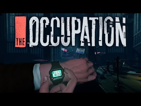 The Occupation - Time Waits For No Man