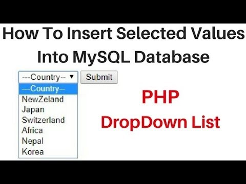 mp4 Coding Php Dropdown, download Coding Php Dropdown video klip Coding Php Dropdown