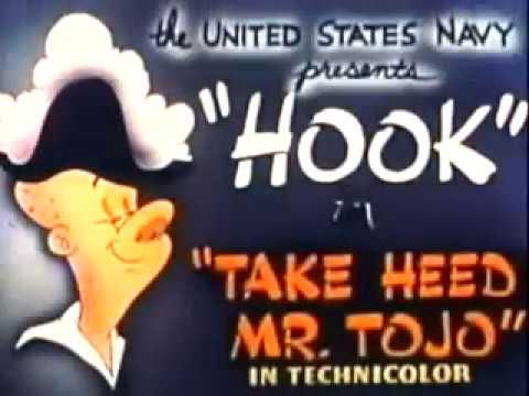"""Mr. Hook, """"Take Heed Mr. Tojo!"""""""