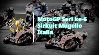 Jadwal Balapan MotoGP Seri ke-6 Akan Berlangsung di Italia, Sirkuit Mugello
