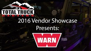 2016 Total Truck Centers™ Vendor Showcase presents: WARN